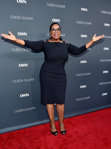 "Oprah Winfrey「Premiere Of OWN's ""Queen Sugar"" - Arrivals」:写真・画像(9)[壁紙.com]"