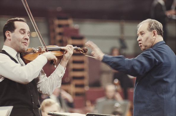Conductor's Baton「Oistrakh Senior And Junior」:写真・画像(4)[壁紙.com]