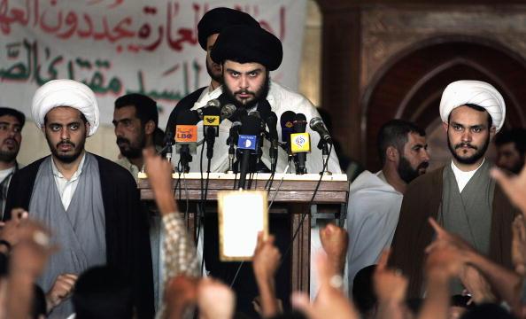 Muqtada Al-Sadr「Firebrand Cleric Moqtada al-Sadr Remains Defiant」:写真・画像(5)[壁紙.com]