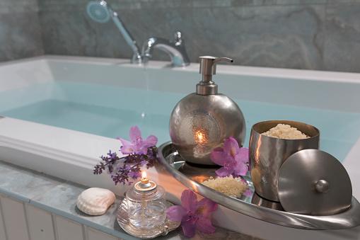 盆「Bathtub Spa」:スマホ壁紙(3)