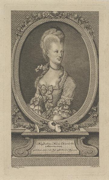 Etching「Marie Magdalene Charlotte Ackermann (1757-1775)」:写真・画像(16)[壁紙.com]