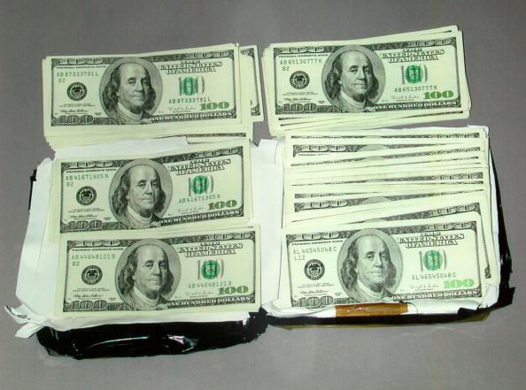 American One Hundred Dollar Bill「FBI Agent Arrested for Spying」:写真・画像(3)[壁紙.com]