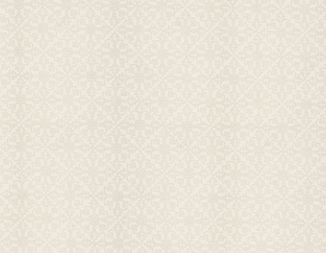 Floral Pattern「White Vintage Wallpaper」:スマホ壁紙(13)