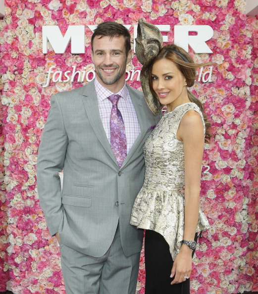 Males「2012 Melbourne Cup Carnival: Myer Fashions On The Field Enclosure Launch」:写真・画像(10)[壁紙.com]