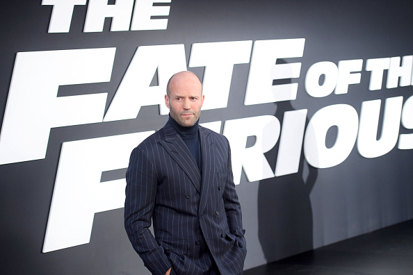 """Jason Statham「""""The Fate Of The Furious"""" New York Premiere」:写真・画像(4)[壁紙.com]"""