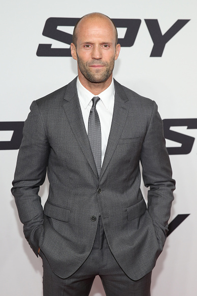 "Jason Statham「""Spy"" New York Premiere」:写真・画像(6)[壁紙.com]"