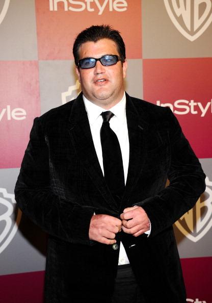 Jason Davis「2011 InStyle/Warner Brothers Golden Globes Party - Arrivals」:写真・画像(14)[壁紙.com]