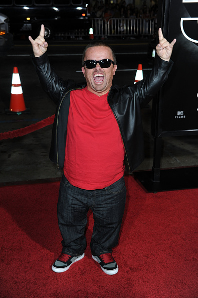 "Human Arm「Premiere Of Paramount Pictures And MTV Films' ""Jackass 3D"" - Arrivals」:写真・画像(16)[壁紙.com]"