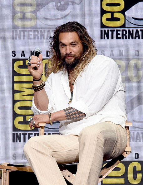 Comic con「Comic-Con International 2017 - Warner Bros. Pictures Presentation」:写真・画像(3)[壁紙.com]