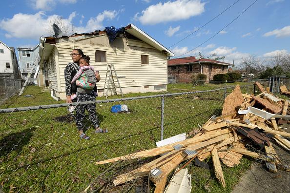 Nashville「Over 20 Dead After Tornadoes Roar Across Tennessee, Including Nashville」:写真・画像(15)[壁紙.com]