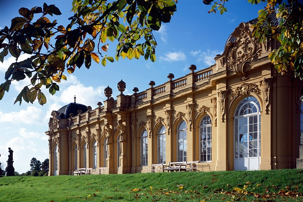 Cultivated Land「The Orangery, Wrest Park House and Gardens, Silsoe, Bedfordshire, c2000s(?)」:写真・画像(13)[壁紙.com]