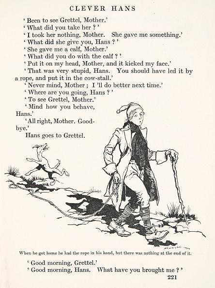 Fairy Tale「Clever Hans」:写真・画像(3)[壁紙.com]