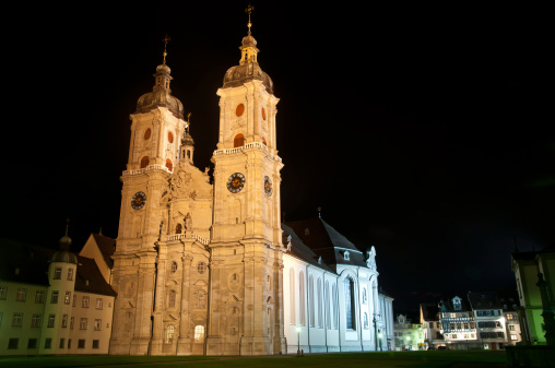 Abbey - Monastery「Abbey of St. Gallen」:スマホ壁紙(6)