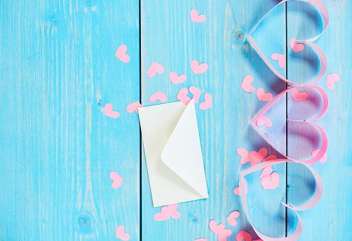 恋愛「Love message inside the Valentines card. Debica, Poland 」:スマホ壁紙(14)