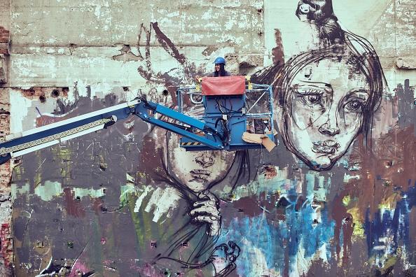 Adam Pretty「Hands Off The Wall - Female Street Art Festival」:写真・画像(3)[壁紙.com]