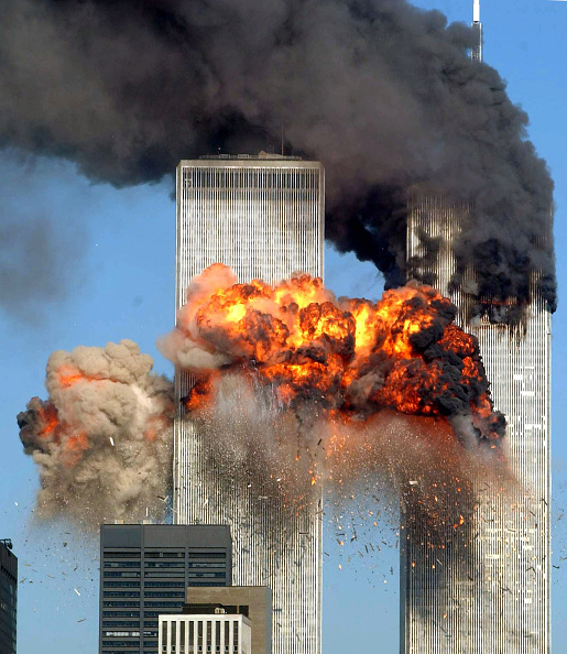 September 11 2001 Attacks「World Trade Center Attacked」:写真・画像(5)[壁紙.com]