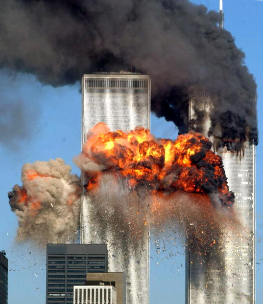 September 11 2001 Attacks「World Trade Center Attacked」:写真・画像(6)[壁紙.com]