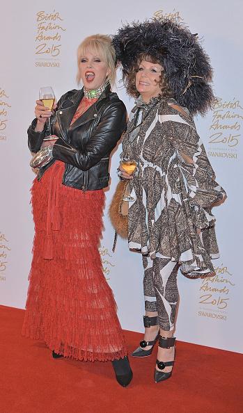 London Coliseum「British Fashion Awards 2015 - Winners Room」:写真・画像(19)[壁紙.com]