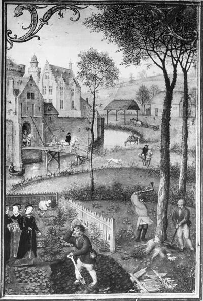 カレンダー「Flemish Scene」:写真・画像(18)[壁紙.com]