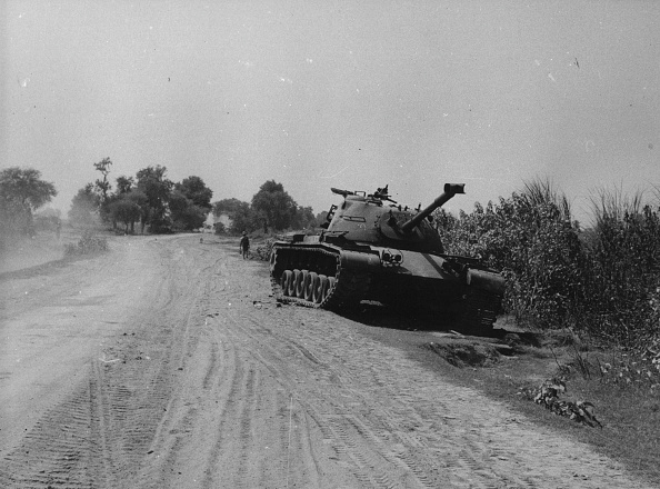 Pakistan「Disabled Tank」:写真・画像(14)[壁紙.com]