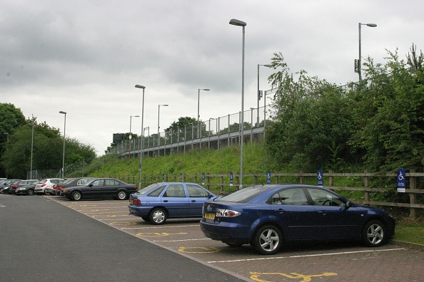 Finance and Economy「Disabled parking facility at Warwick Parkway. 2007」:写真・画像(8)[壁紙.com]