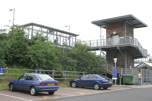 Finance and Economy「Disabled parking facility at Warwick Parkway. 2007」:写真・画像(7)[壁紙.com]