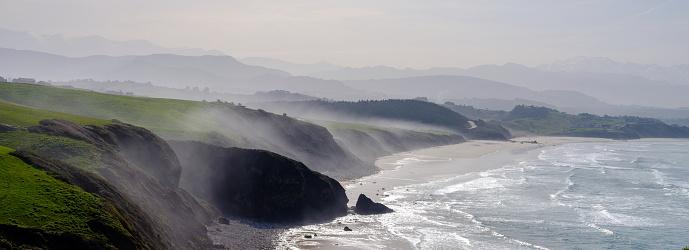 Cantabria「Marvellous seascape in CANTABRIA」:スマホ壁紙(4)
