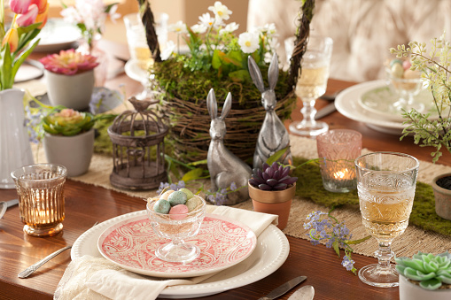 Easter Basket「Easter Dining」:スマホ壁紙(6)