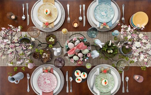 Place Setting「Easter Dining」:スマホ壁紙(16)