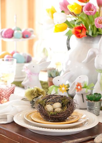 Easter Basket「Easter Dining」:スマホ壁紙(16)