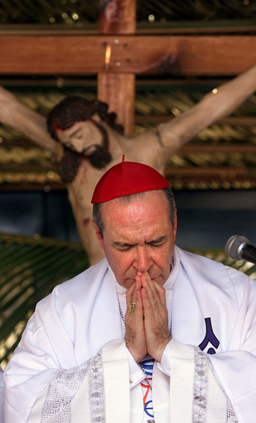Religious Mass「Honduras Celebrates 500th Catholic Mass」:写真・画像(12)[壁紙.com]