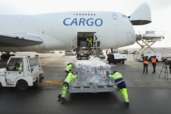 Cargo Container「Germany Sends Aid To The Philippines」:写真・画像(14)[壁紙.com]