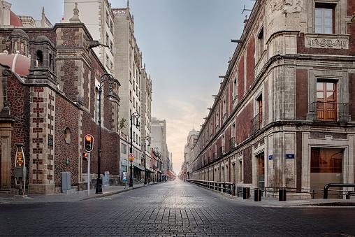 Mexico「Downtown Mexico City」:スマホ壁紙(7)