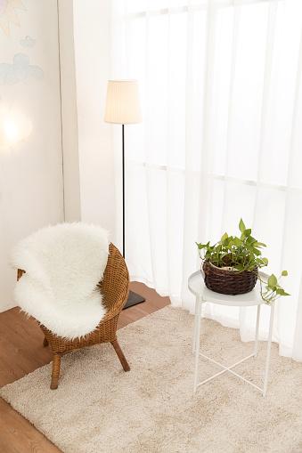 Desk Lamp「The bedroom」:スマホ壁紙(15)