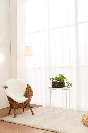 Desk Lamp「The bedroom」:スマホ壁紙(14)
