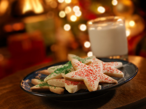 Milk「Sugar Cookies and Milk for Santa」:スマホ壁紙(8)