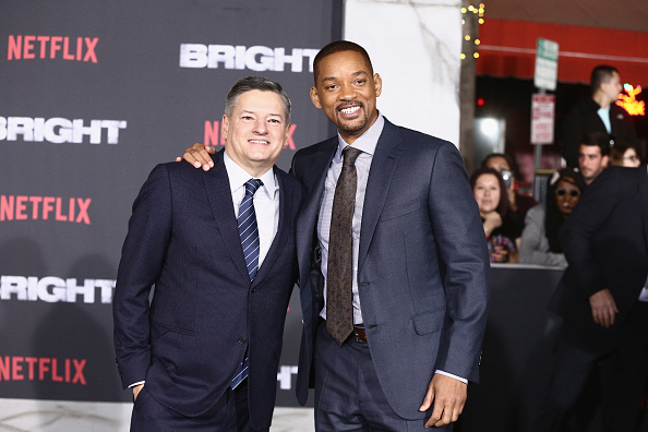 "Bright「LA Premiere of Netflix Films ""BRIGHT""」:写真・画像(3)[壁紙.com]"