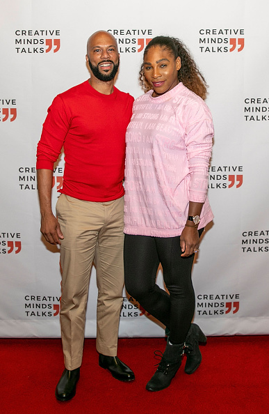 Talking「Creative Minds Talks Presents a Conversation Between Athlete, Entrepreneur, And Philanthropist, Serena Williams And Award-Winning Artist, Actor, And Activist COMMON」:写真・画像(15)[壁紙.com]