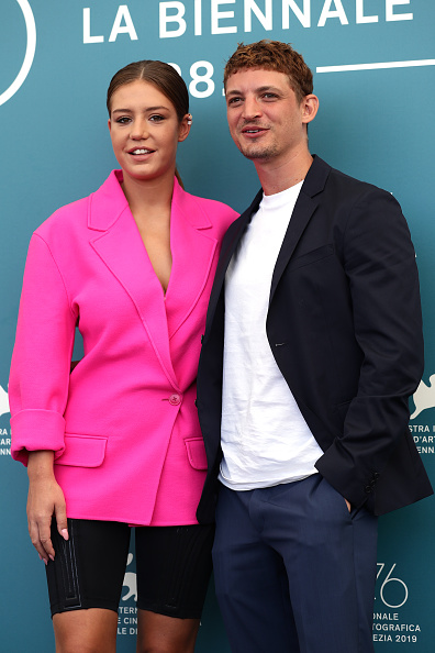 "Hot Pink「""Revenir"" Photocall - The 76th Venice Film Festival」:写真・画像(6)[壁紙.com]"