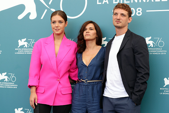 "Hot Pink「""Revenir"" Photocall - The 76th Venice Film Festival」:写真・画像(7)[壁紙.com]"