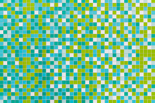 Square Shape「Coloured tiles made of glass」:スマホ壁紙(16)