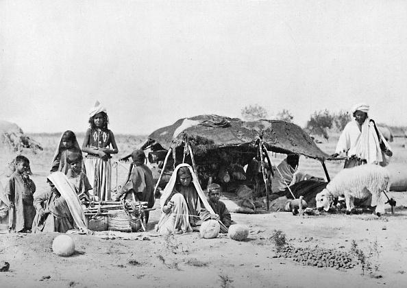 文化「A Summer Encampment In Balochistan」:写真・画像(7)[壁紙.com]