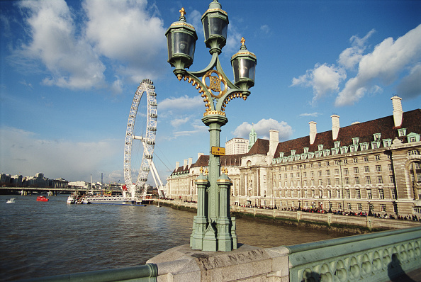 Street Light「London's South Bank」:写真・画像(11)[壁紙.com]