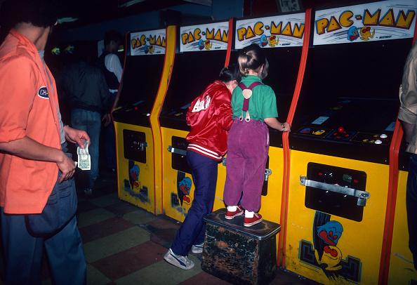 ゲームセンター「Pacman」:写真・画像(3)[壁紙.com]