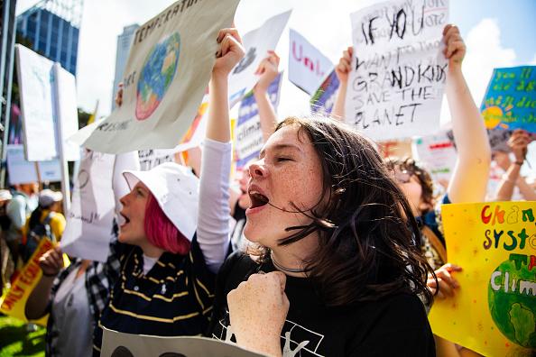Environment「Australians Gather As Part Of Global Climate Strike」:写真・画像(4)[壁紙.com]