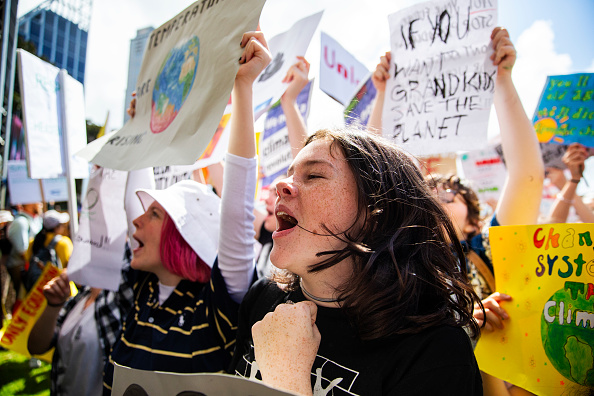 Environment「Australians Gather As Part Of Global Climate Strike」:写真・画像(18)[壁紙.com]