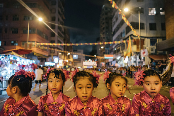 Cultures「Tai Hang Fire Dragon Dance Festival」:写真・画像(6)[壁紙.com]