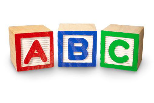 Block Shape「ABC Building Blocks」:スマホ壁紙(9)