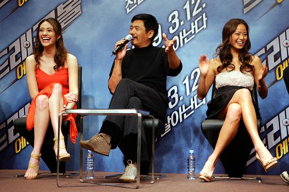 "Chung Sung-Jun「""Dragonball Evolution"" Press Conference」:写真・画像(6)[壁紙.com]"