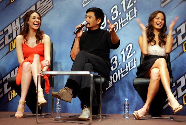 "Chung Sung-Jun「""Dragonball Evolution"" Press Conference」:写真・画像(1)[壁紙.com]"